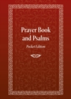 Prayer Book and Psalms : Pocket Edition - Book