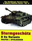 Sturmgeschutz and Its Variants - Book