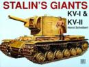 Stalin's Giants, Kv-I and Kv-II - Book