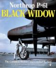 Northr P-61 Black Widow: Complete History and Combat Record - Book