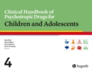 Clinical Handbook of Psychotropic Drugs for Children and Adolescents - Book