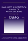 Diagnostic and Statistical Manual of Mental Disorders (DSM-5(R)) - eBook