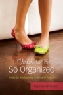 I Used to Be So Organized - eBook