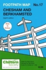 Footpath Map No. 17 Chesham and Berkhamsted - Book