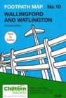 Footpath Map No. 10 Wallingford and Watlington - Book