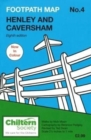 Footpath Map No. 4 Henley and Caversham - Book