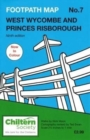 Map 7 Footpath Map No. 7 West Wycombe and Princes Risborough : Ninth Edition - Book