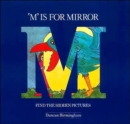 M. is for Mirror : Find the Hidden Pictures - Book