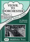 Yeovil to Dorchester - Book