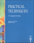 Practical Techniques : For Language Teaching - Book