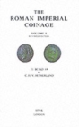 The Roman Imperial Coinage Volume I - Book