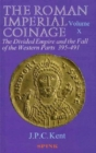 The Roman Imperial Coinage Volume X - Book