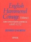 English Hammered Coinage Volume I - Book