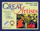 Discovering Great Artists : Hands-On Art for Children in the Styles of the Great Masters - eBook