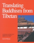 Translating Buddhism From Tibetan - Book