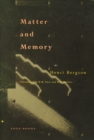 Matter and Memory - Book