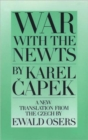War With The Newts - Book