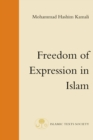 Freedom of Expression in Islam - Book