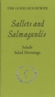 Sallets and Salmagundis - Book