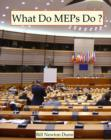 What Do MEPs Do ? : MEPs from 17 Countries Write About the 7th European Parliament - eBook