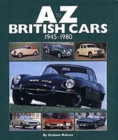 A-Z British Cars 1945-1980 - Book