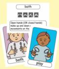 Let's Sign BSL Flashcards : Early Years and Baby Signs (British Sign Language) - Book