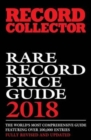 Rare Record Price Guide: 2018 - Book