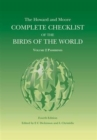 The Howard and Moore Complete Checklist of the Birds of the World : Passerines Volume 2 - Book