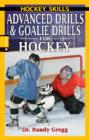 Advanced Drills & Goalie Drills for Hockey - Book