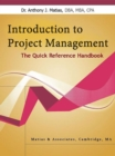 Introduction to Project Management : The Quick Reference Handbook - eBook