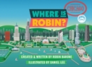 Where Is Robin? Chicago - Book