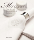 Monograms : The Art of Embroidered Letters - Book
