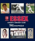 ESSEX COUNTY CRICKET CLUB MEMORIES - Book