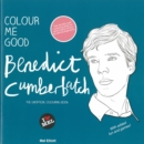 Colour Me Good Benedict Cumberbatch - Book