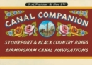 Pearson's Canal Companion - Stourport Ring & Black Country Rings Birmingham Canal Navigations - Book