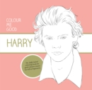 Colour Me Good: Harry Styles - Book