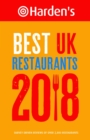 Harden's Best UK Restaurants - Book