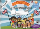 Cosmoville - My First English Book - Level 1 - Book