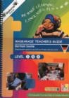 Maskarade Teacher's Guide for German Books: Primary Levels 1,2,3 - Book