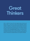 Great Thinkers : Simple Tools from 60 Great Thinkers to Improve Your Life Today - Book