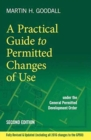 A Practical Guide to Permitted Changes of Use - Book
