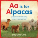 Aa Is For Alpacas - eBook