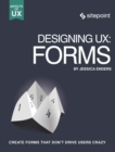 Designing UX: Forms - Book