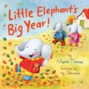 Little Elephant's Big Year - Book