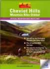 Cheviot Hills Mountain Bike Orbital Map : Waterproof Route Map - Book