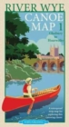 River Wye Canoe Map 1 : Glasbury to Hoarwithy - Book