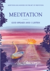 Meditation : God speaks and I listen - Book