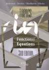 Topics in Functional Equations - Book
