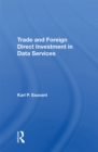 Trade And Foreign Direct Investment In Data Services - eBook