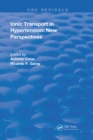 Ionic Transport in Hypertension : New Perspectives - eBook